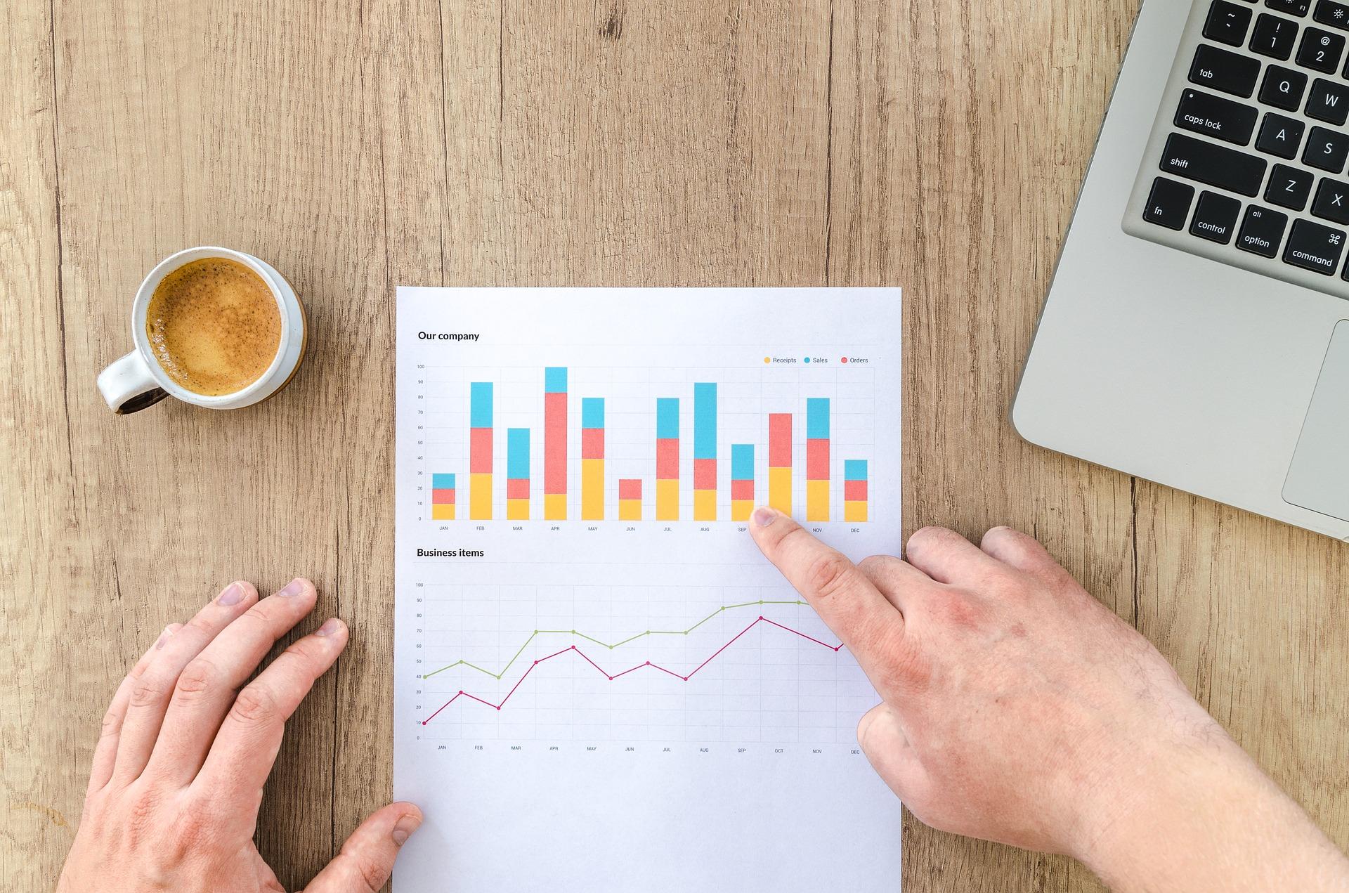 ORGANIZZAZIONE DEL LOCALE, RANCHE FINALE: Statistiche per l'andamento del tuo locale